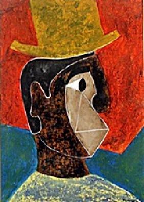 The Sower 1950' - Rufino Tamayo