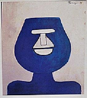 Rufino Tamayo - Character Ii