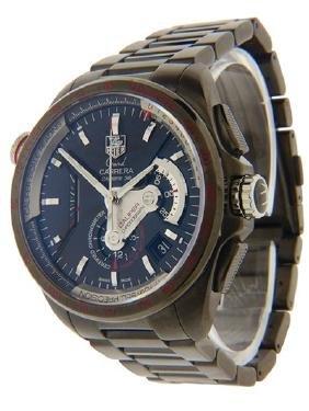 Men's Custom Tag Heuer Grand Carrera Watch