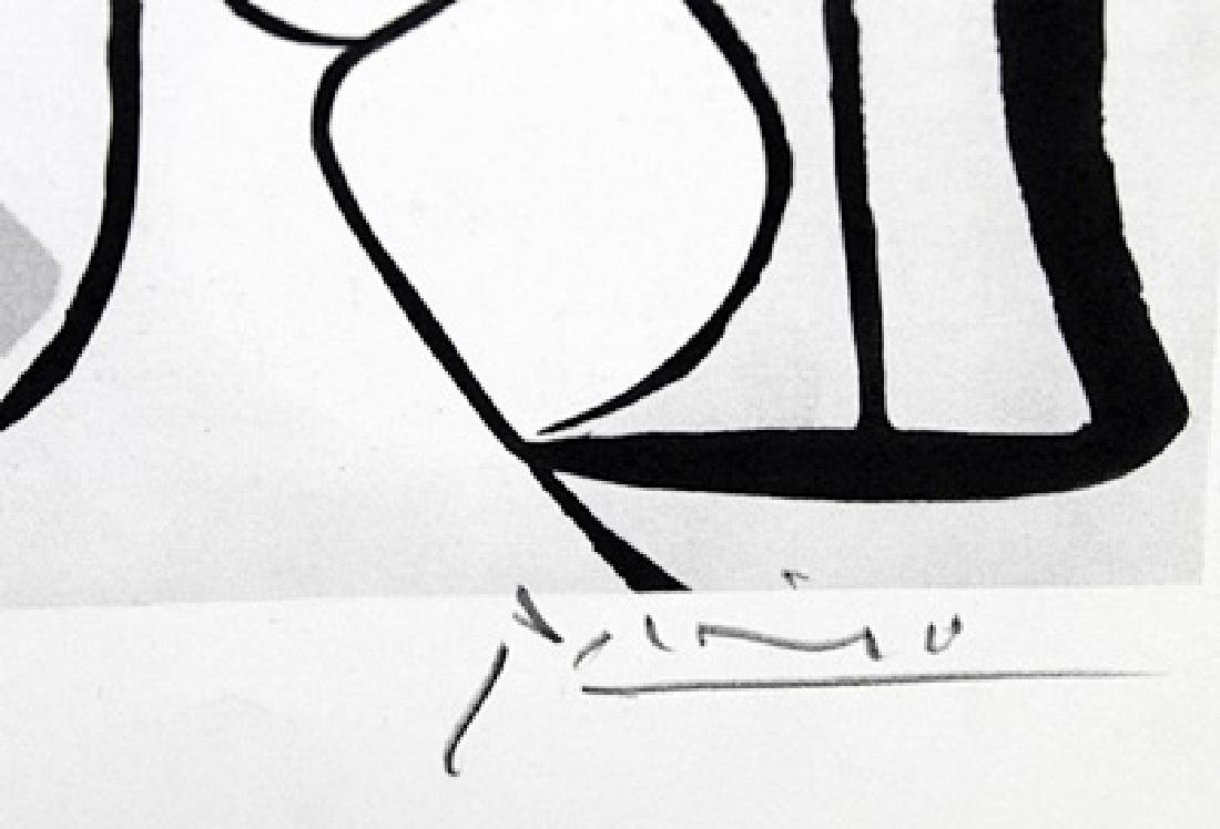 Signed Pablo Picasso - Drawing - 3