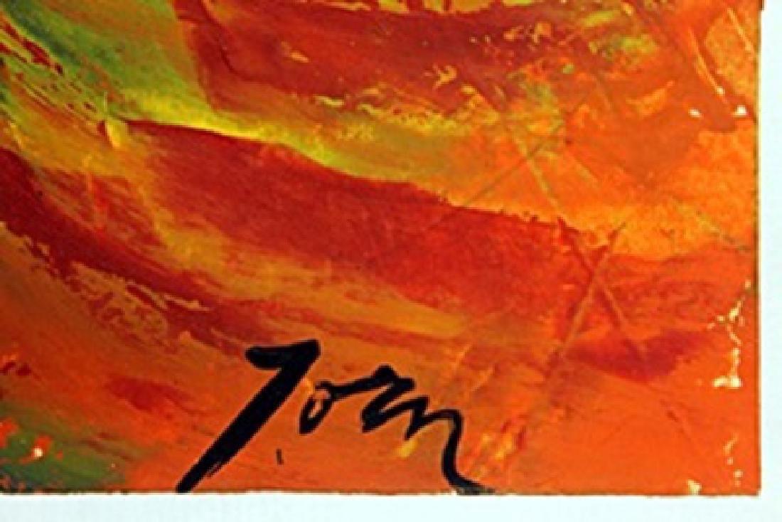 The Bird 1950' - Asger Jorn - 2