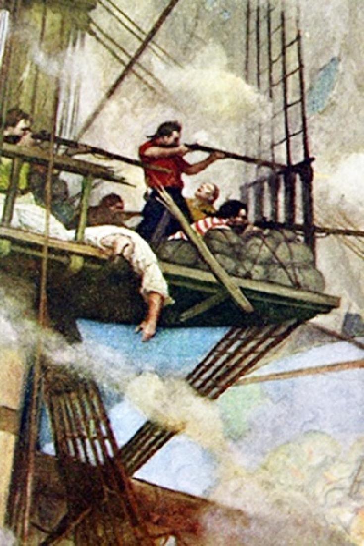 N.C Wyeth - Lithograph - 2