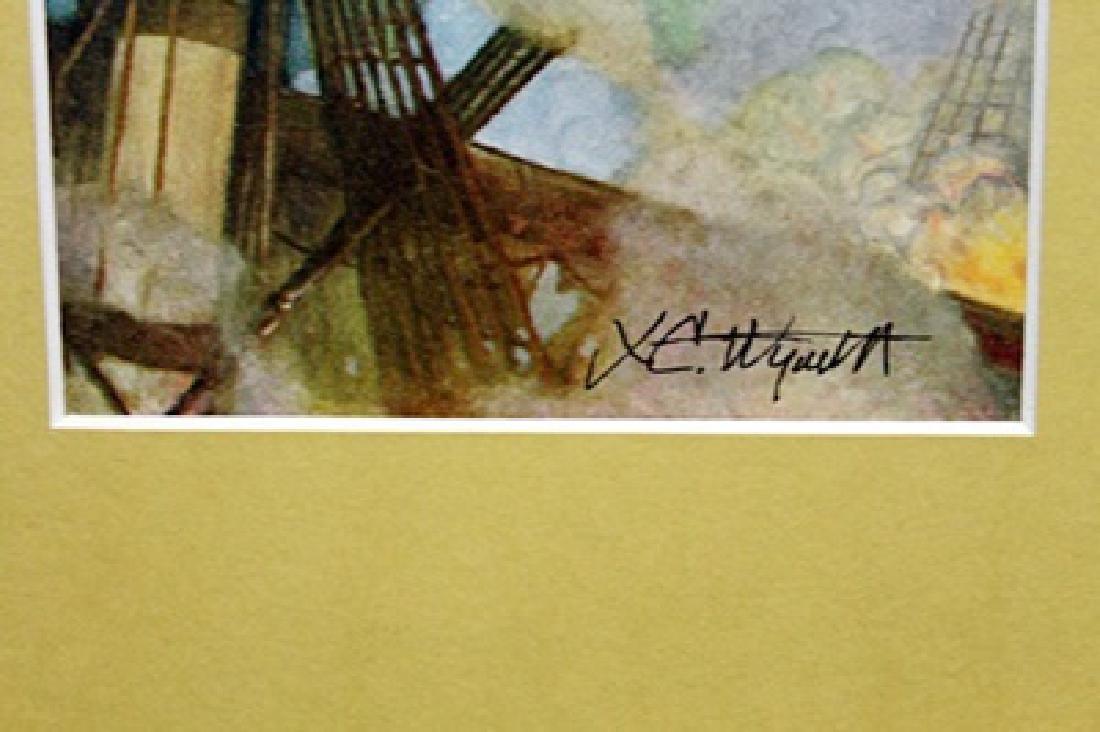 N.C Wyeth - Lithograph - 3