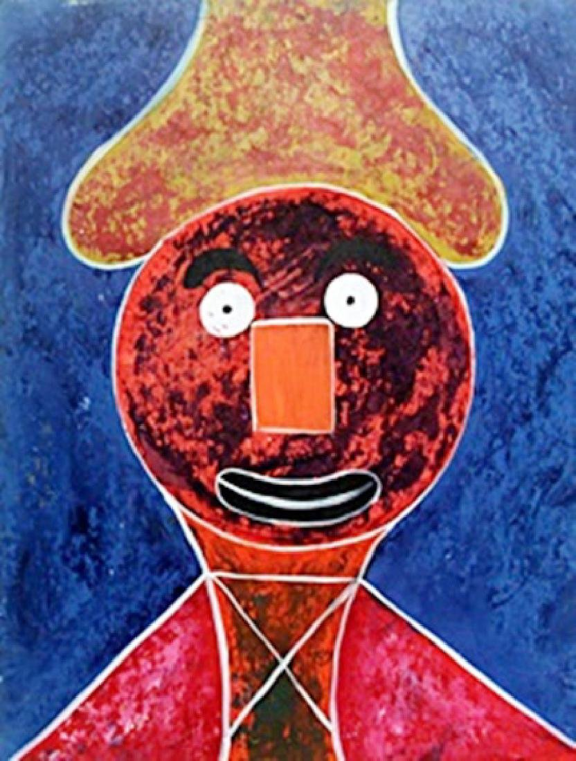 Man With Hate 1946' - Rufino Tamayo