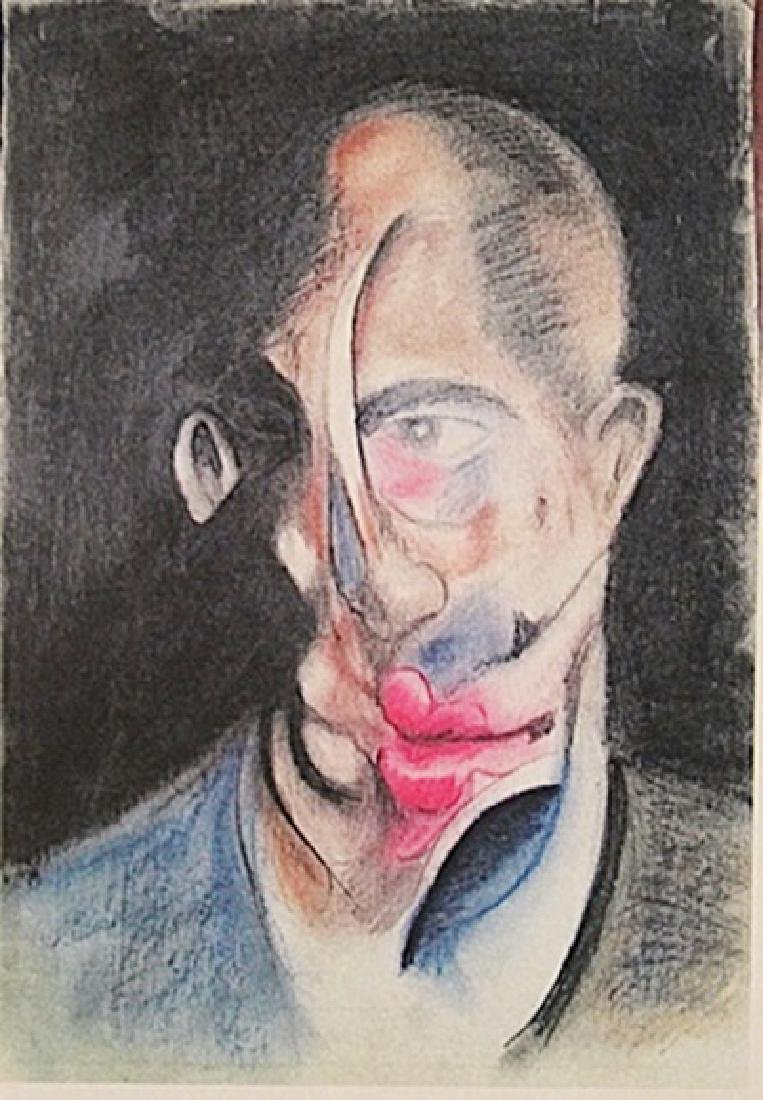 Francis Bacon - Self Portrait NO.2