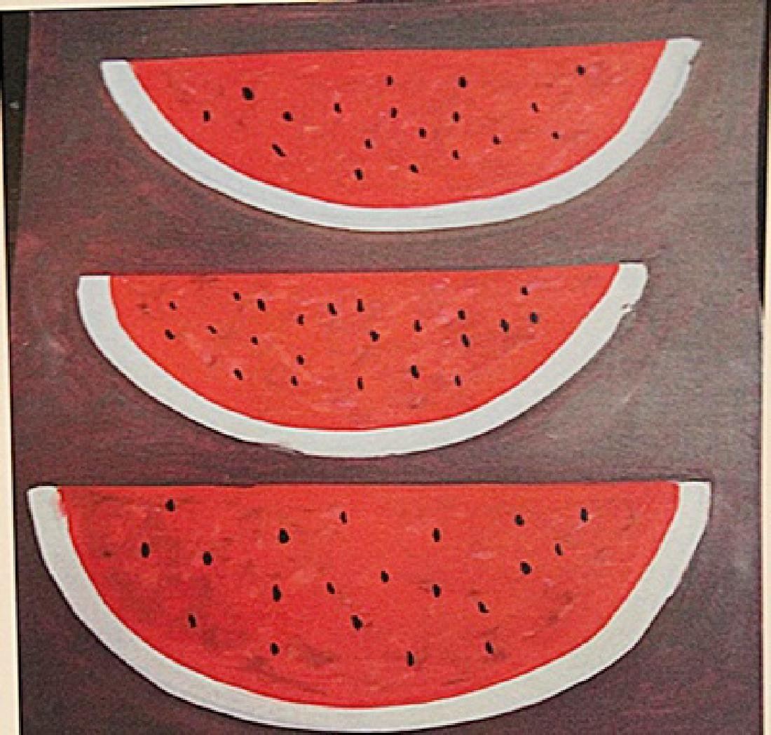 Rufino Tamayo - Three Watermelons