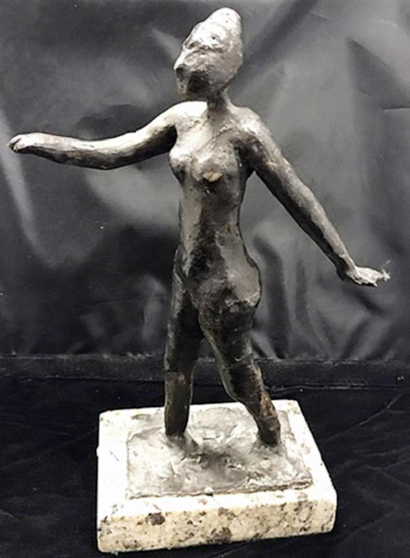 Signed Limited Edition Bronze Edgar Degas