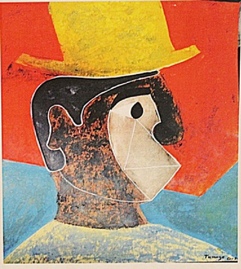 Rufino Tamayo - The Sower