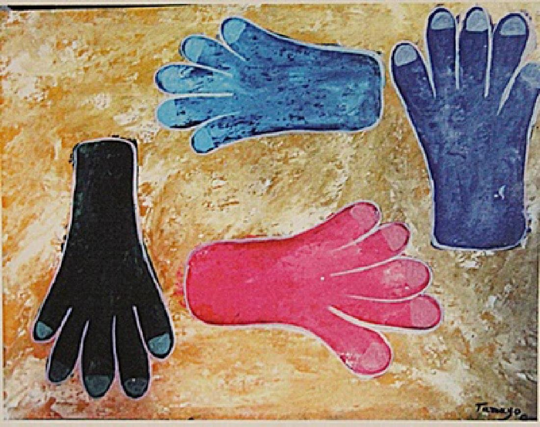 Rufino Tamayo - The Hands
