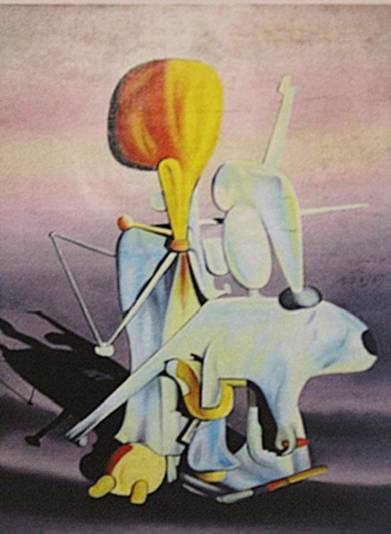 Yves Tanguy - Titre Inconnu