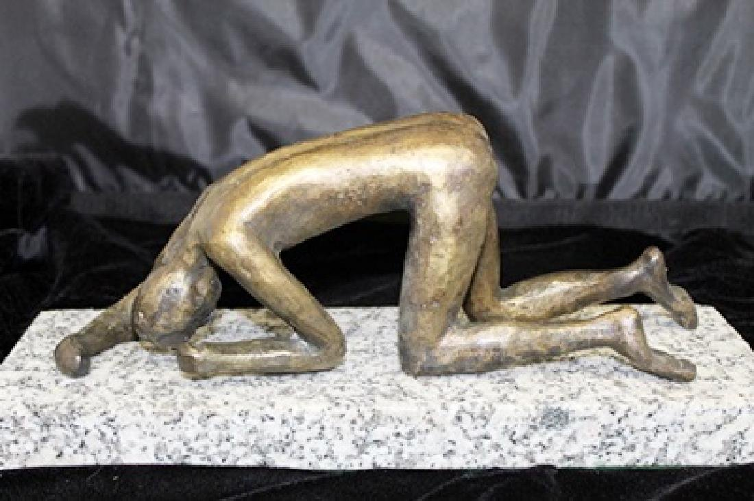 Signed Limited Edition Bronze Georg Kolbe