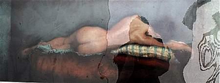Desire - Janet Treby - Lithograph