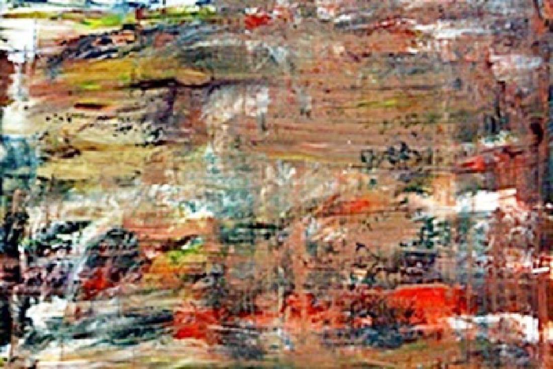 Confes - Oil Painting - Gerard Richter