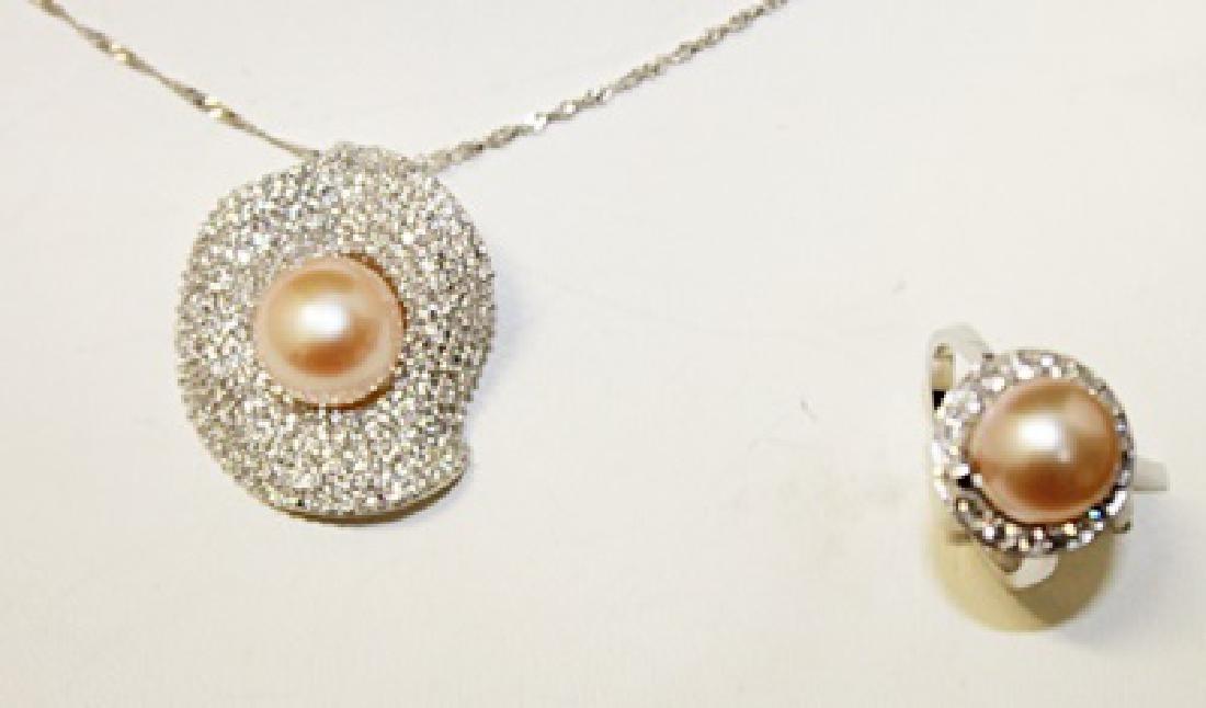 Beautiful Baroque  Pearl Set