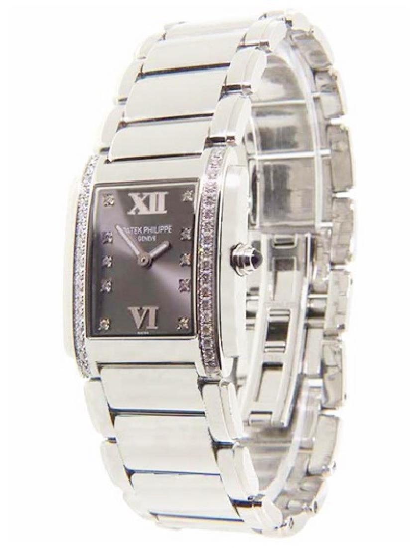 Women's Custom Patek Philippe Watch