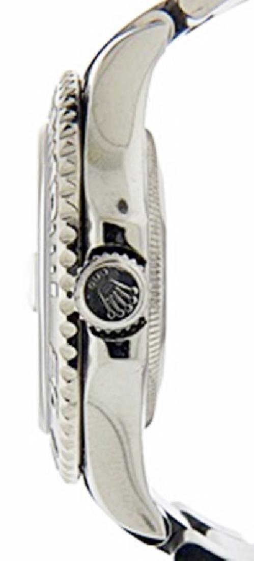 Mens Yacht Master Rolex Watch - 3