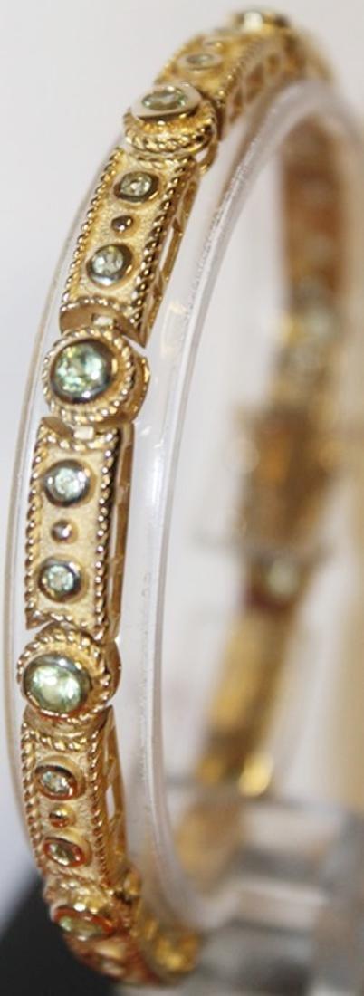 Gold Fancy Peridot