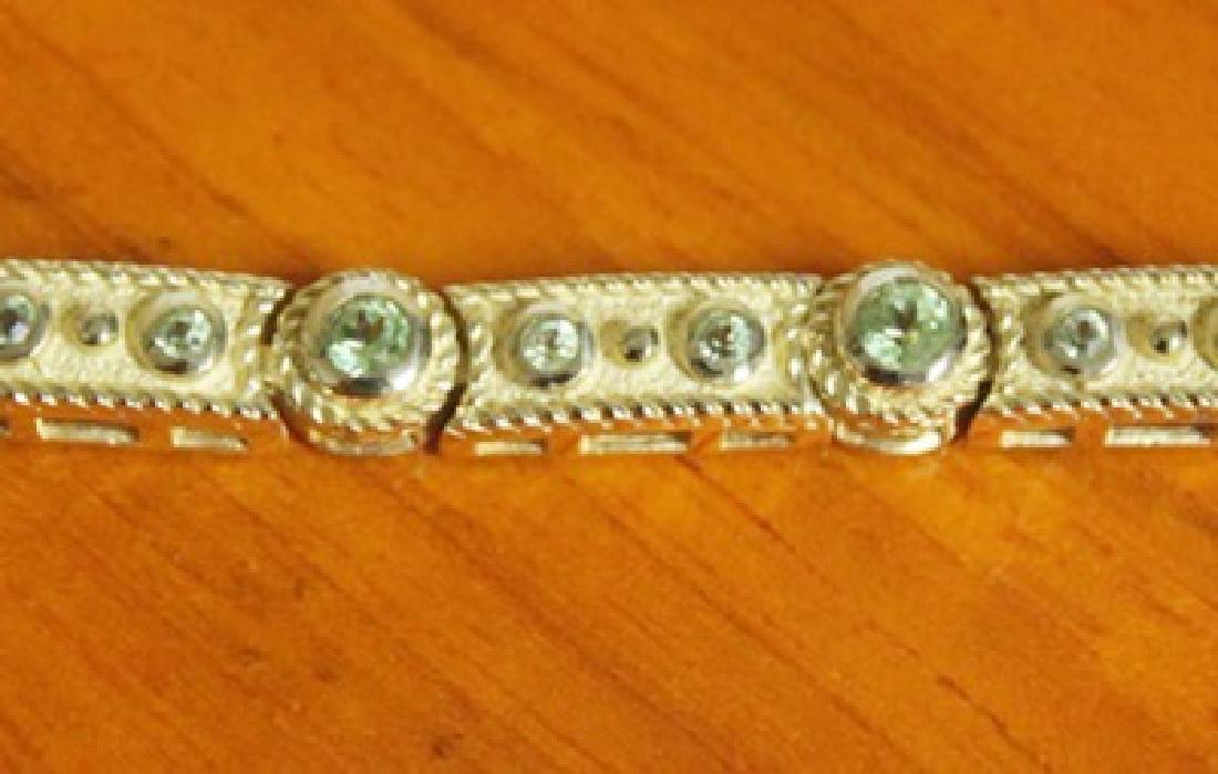 Gold Fancy Peridot - 2