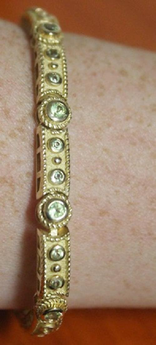 Gold Fancy Peridot - 3