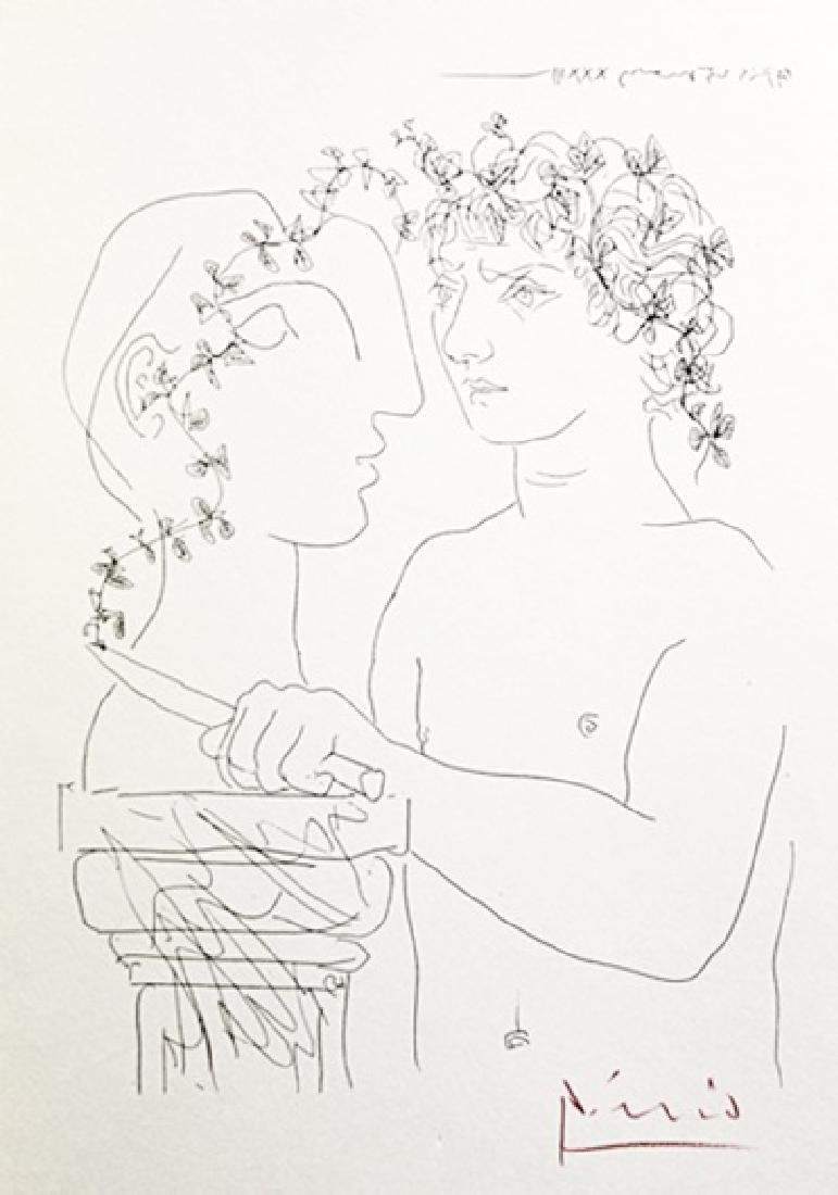 Signed Pablo Picasso - 2