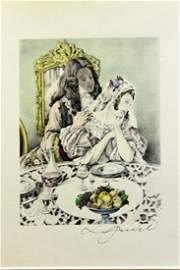 Louis Legrand - Drawing