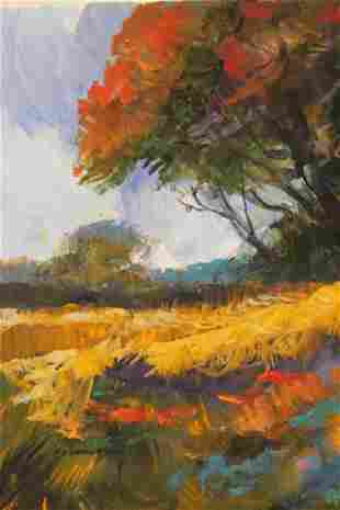 GOLDEN LIGHT BY MICHAEL SCHOFIELD