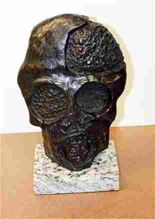 Bronze Sculpture Salvador Dali