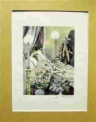 Louis Legrand Drawing