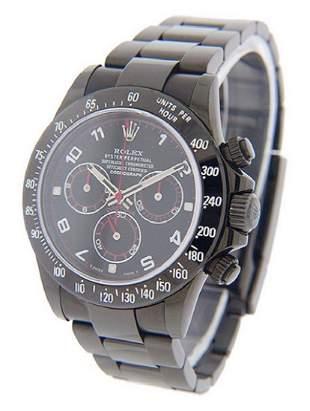 Mens Daytona PVDDLC Rolex Watch
