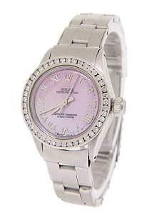 Women's Custom Oyster Perpetual Rolex Watch