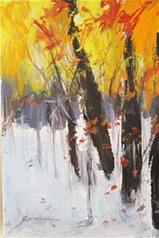 GOLDEN WALKWAYS BY MICHAEL SCHOFIELD