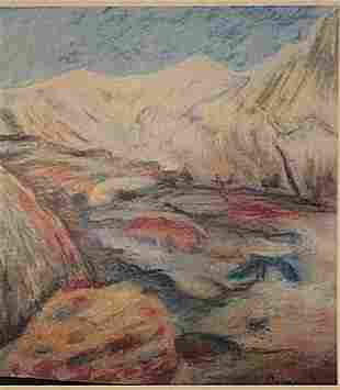 Pierre Bonnard Untitled