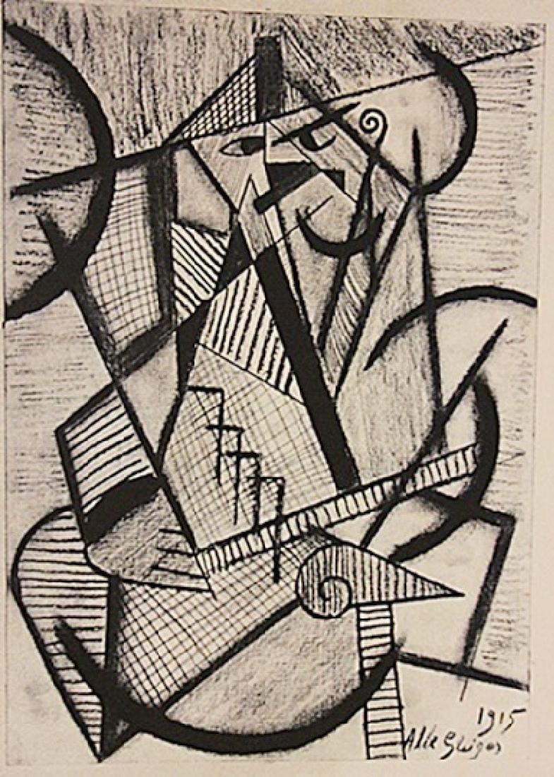 Umberto Boccioni - Untitled