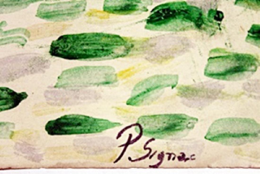 The Rivere 1910 - Paul Signac - 2