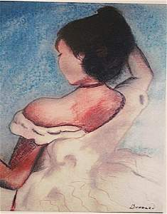 Pierre Bonnard - The Lady