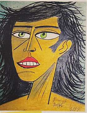 Bernard Buffet Prices - 9,525 Auction Price Results