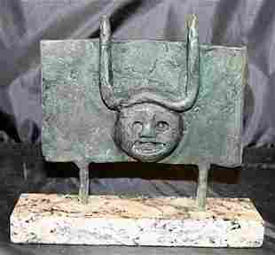 Signed Limited Edition Bronze Max Ernst