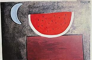 Rufino Tamayo Watermelon