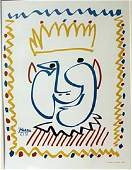 royalty Lithograph Picasso