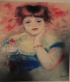 Edouard Manet - The Woman