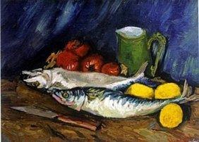 Lithograph - Vincent Van Gogh