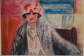 Pierre Bonnard - La Femme