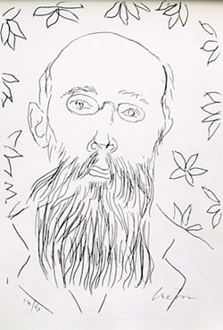 Lithograph By Henri Matisse