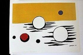 Lithograph After Alexander Calder