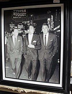 The Rat Pack In Vegas Ar5758