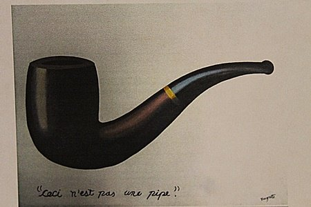Rene Magritte - Ceci N'Est Pas Une Pipe