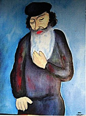 Marc Chagall - Jacob