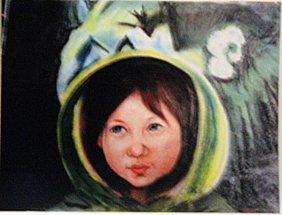 Mary Cassatt - Portrait Of Emile Dickson