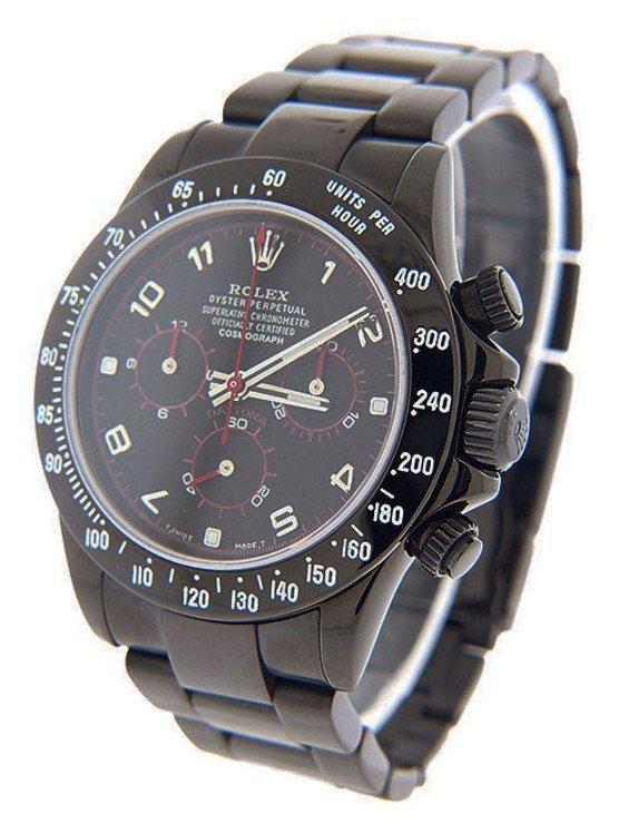 Men's Daytona PVD/DLC Rolex Watch