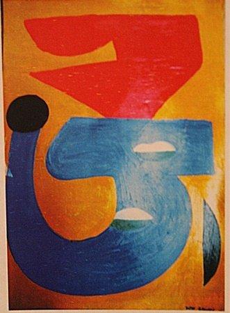 Victor Brauner - Composition
